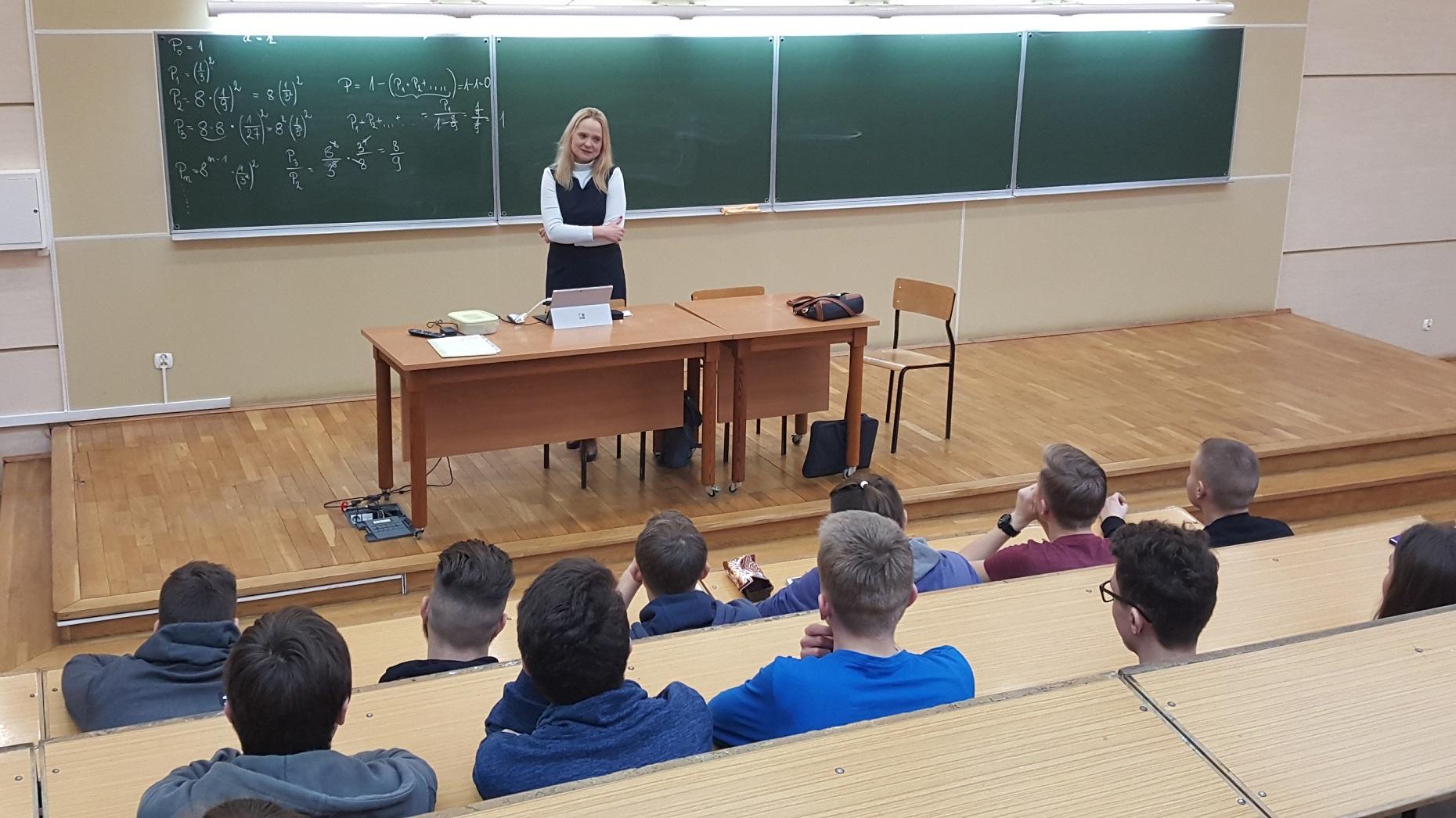 uczniowie z LO na PŁ - DZO-14.02.2017