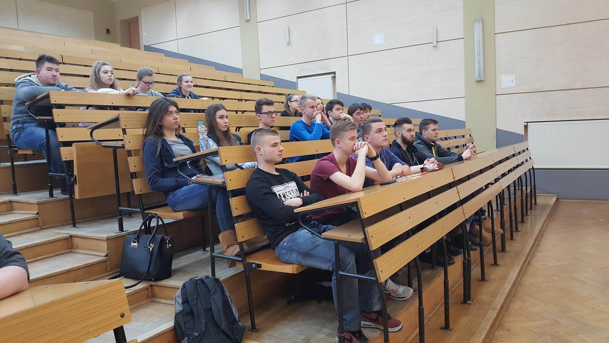uczniowie na PŁ - DZO - 14.02.2017-2