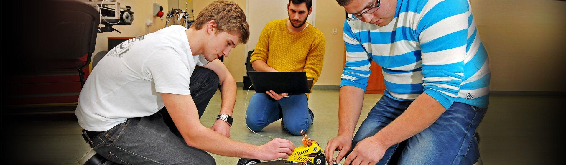 Mechanika i budowa maszyn na Politechnice Łódzkiej