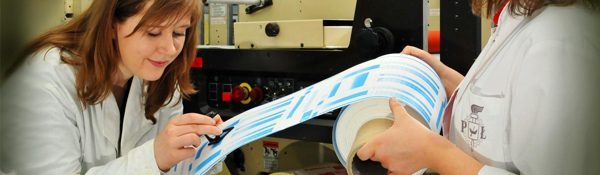 Papiernictwo i poligrafia na Politechnice Łódzkiej